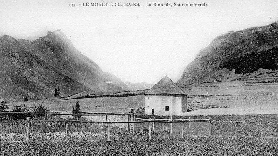 La Rotonde du Monetier les Bains