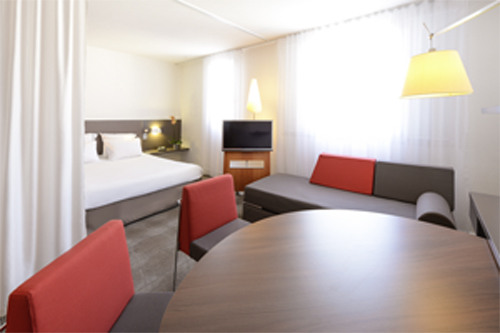 Chambre novotel suites