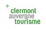 Logo Clermont Auvergne Tourisme