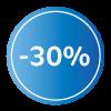 Icon -30%