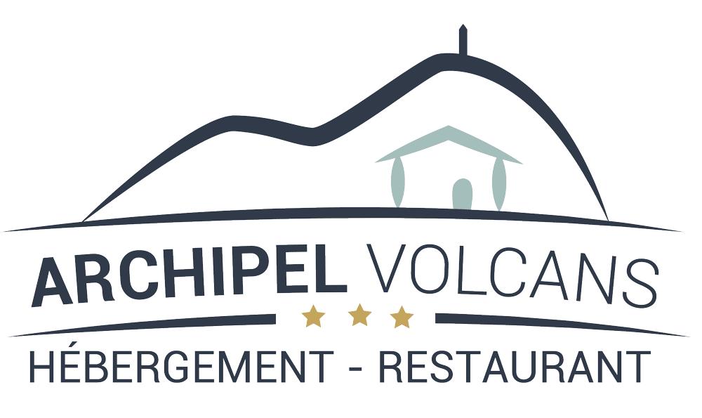 Logo Archipel Volcans