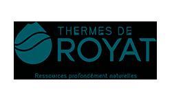 logo Thermes de Royat